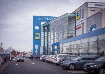 Lechland-Center-Aussenansicht