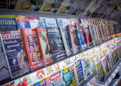 Lechland-Center-Zeitschriften